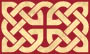 Rectangular Celtic knot