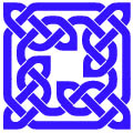 Celtic knot sample Filled Style