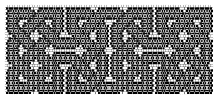 brick bead pattern