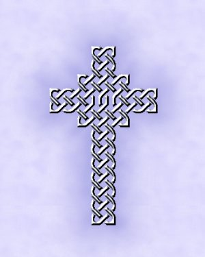 Chrome cross