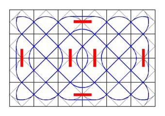 drawing grid for Celtic knots